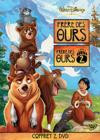 DVD &amp; Blu-ray - Frre Des Ours + Frre Des Ours 2