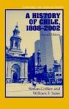 Livres - A History Of Chile 1808 / 2002