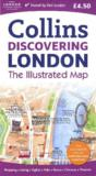 Discovering london illustremap  - Collectif