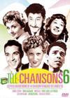DVD & Blu-ray - Télé-Chansons 6 : Les Plus Grands Noms De La Chanson Française Des Années 50