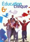 <>education civique 6eme edition2000