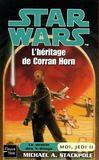 Star wars t.55 ; les destin des X-wings ; moi, jedi t.2 ; l'héritage de Corran Horn