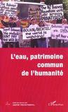 Alternatives Sud T.4 ; L'Eau Patrimoine Commun De L'Humanite