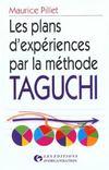 Les Plans D'Experience Par La Methode Taguchi