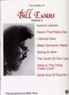 Livres - Artistry of bill evans t.2 ; piano