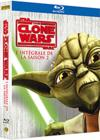DVD & Blu-ray - Star Wars - The Clone Wars - Saison 2