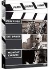 DVD & Blu-ray - Films Cultes - Coffret - Easy Rider + Taxi Driver + Midnight Express