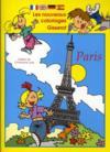 Paris ; nouveaux coloriages gisserot