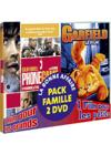 DVD &amp; Blu-ray - Phone Game + Garfield - Le Film