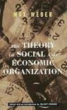 Livres - The Theory of Social and Economic Organization