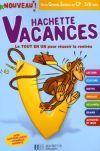 Hachette Vacances ; De La Grande Section Au Cp ; 5/6 Ans