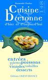 Livres - Cuisine bretonne d'hier et d'aujourd'hui
