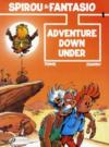 Livres - Spirou And Fantasio T.1 ; Adventure Down Under