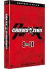 DVD &amp; Blu-ray - Crows Zero I &amp; Ii