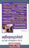 Metiers De La Psychologie 2000