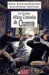 Charente, grandes affaires criminelles