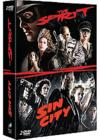 DVD &amp; Blu-ray - The Spirit + Sin City