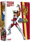 DVD & Blu-ray - Saint Seiya - Les Chevaliers Du Zodiaque - Intégrale Collector (Version Non Censurée) - Pegasus Box Part. 1