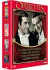 DVD & Blu-ray - Coffret Opérettes - Tino Rossi & Luis Mariano