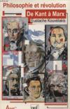 Iad - Philosophie Et Revolution - De Kant A Marx