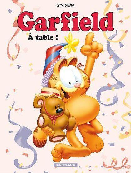 Garfield T.49 ; à table !  - Jim Davis