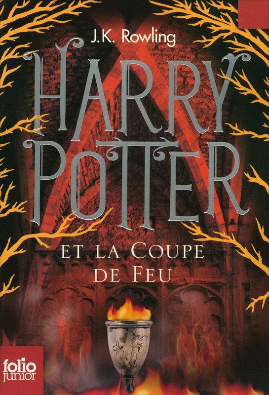Livre harry potter t 4 harry potter et la coupe de feu - Harry potter et la coupe de feu en streaming ...