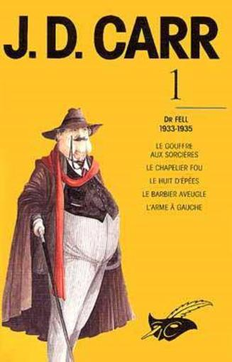 Integrales Tome 1 Dr Fell  - Carr-J.D