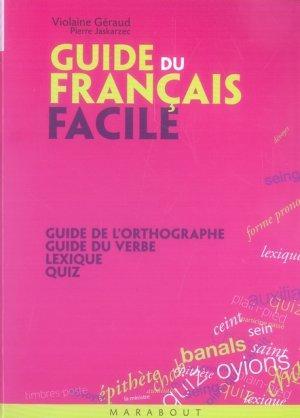 français facile dictee