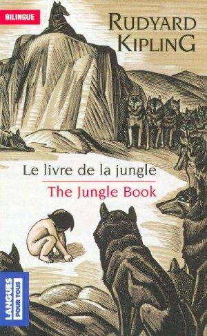 Vente  Le livre de la jungle ; the jungle book  - Rudyard Kipling