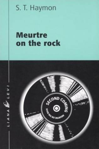 Meurtre on the rock  - Haymon Sylvia