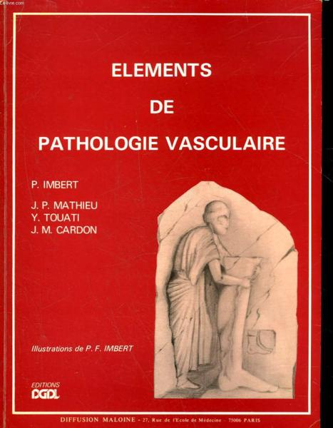 Pathologie Vasculaire  - Imbert