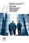 Vente  OECD reviews of human resource management in government ; Belgium, Brussels-capital region, federal government, flemish governme  - Collectif