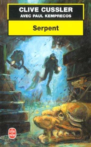 Serpent - Clive Cussler 1045035_3020588