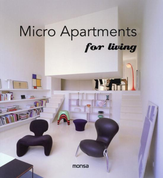 Micro apartments for living  - Patricia Martinez