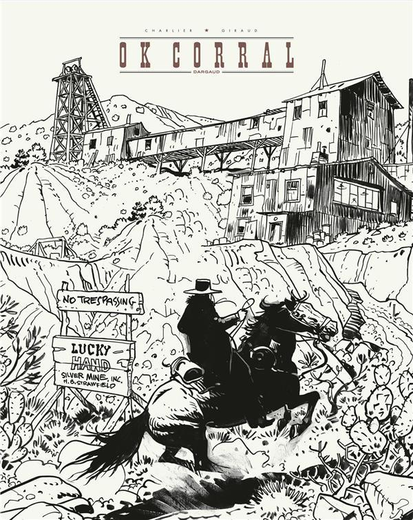 Blueberry T.27 ; Ok Corral  - Jean-Michel Charlier  - Jean Giraud