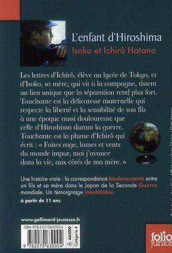 L'Enfant d'Hiroshima dans Littérature de jeunesse 25288049_5731779