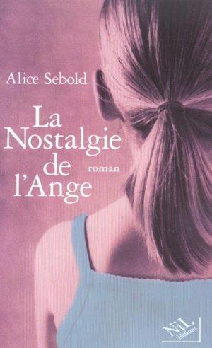 La nostalgie de l'ange - Alice Sebold  109059_2701786