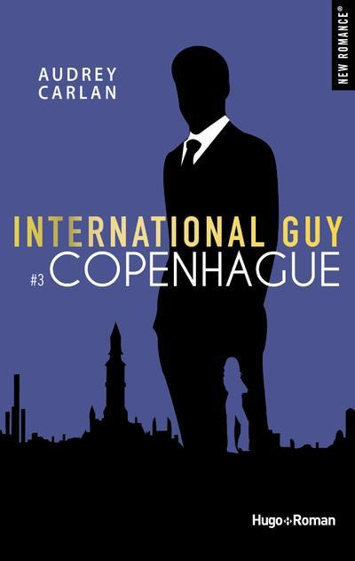 Vente  International guy ; Copenhague  - Audrey Carlan