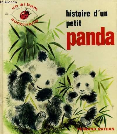 livre histoire d 39 un petit panda romain simon acheter occasion 1974. Black Bedroom Furniture Sets. Home Design Ideas