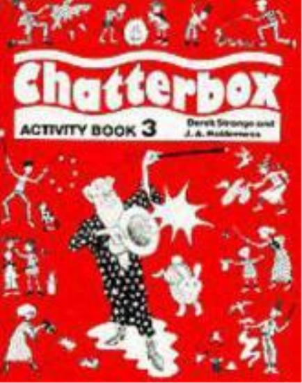 Chatterbox 3: Activity Book  - Holderness Strange
