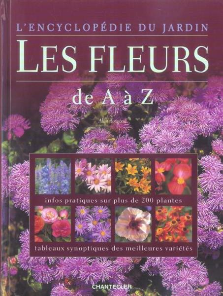 livre l 39 encyclopedie du jardin les fleurs de a a z alan toogood. Black Bedroom Furniture Sets. Home Design Ideas