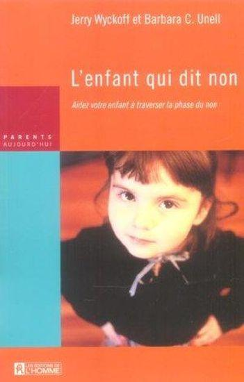 Enfant qui dit non  - Jerry Wyckoff
