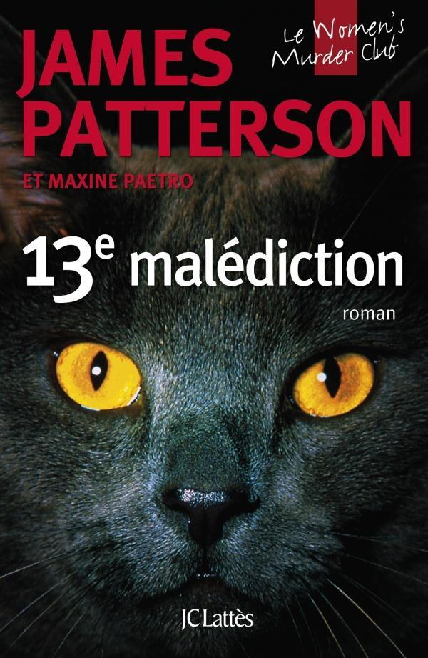 13e malédiction  - James Patterson