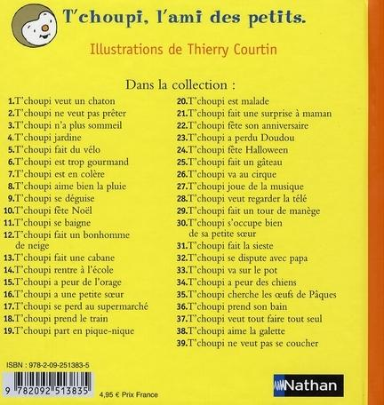 Livre t 39 choupi aime la galette thierry courtin - T choupi aime la galette ...