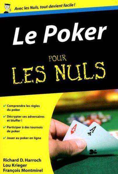 Le poker pour les nuls  - Harroch Richard D  - Harroch Richard D.