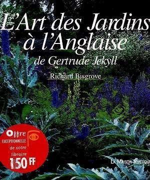 livre l 39 art des jardins a l 39 anglaise de gertrude jekyll. Black Bedroom Furniture Sets. Home Design Ideas