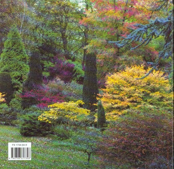 Livre arbres et arbustes des parcs et jardins jelena for Arbustes de jardin
