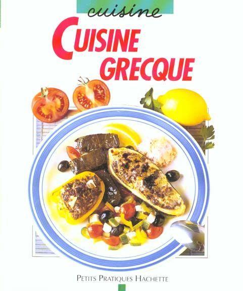 livre cuisine grecque erika casparek t rkkan acheter