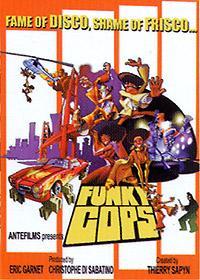 Funky Cops Saison 1 part A preview 0