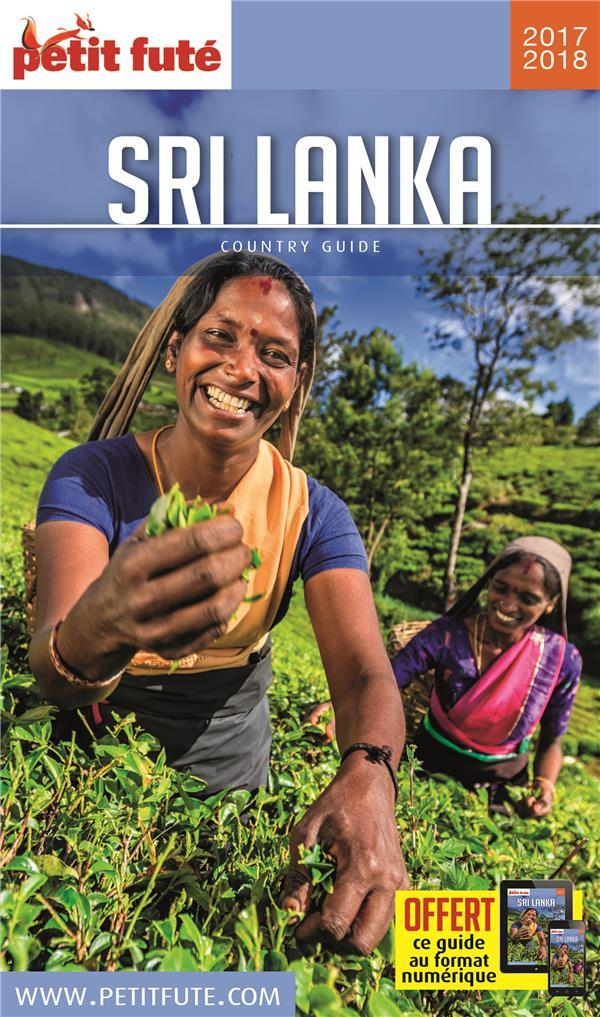 GUIDE PETIT FUTE ; COUNTRY GUIDE ; Sri Lanka (édition 2017)  - Collectif Petit Fute